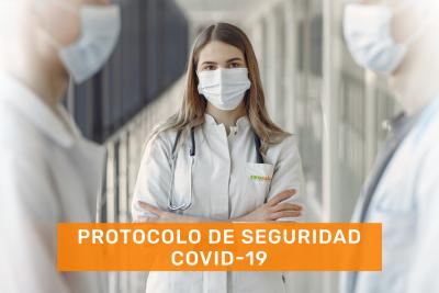 Protocolo de seguridad COVID-19